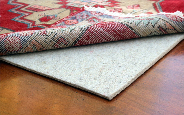 carpet pad thickness