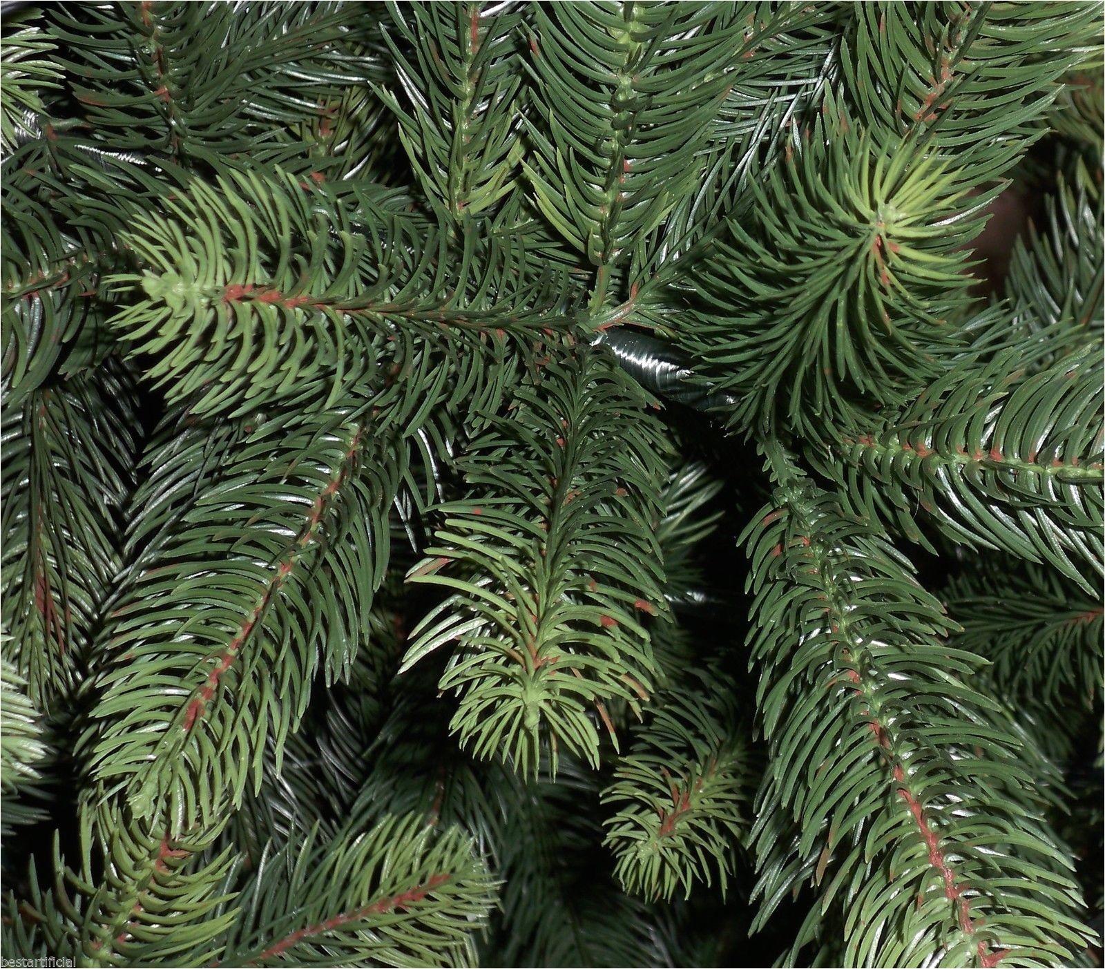 best artificial premium 7ft realistic christmas tree indoor 371485952511