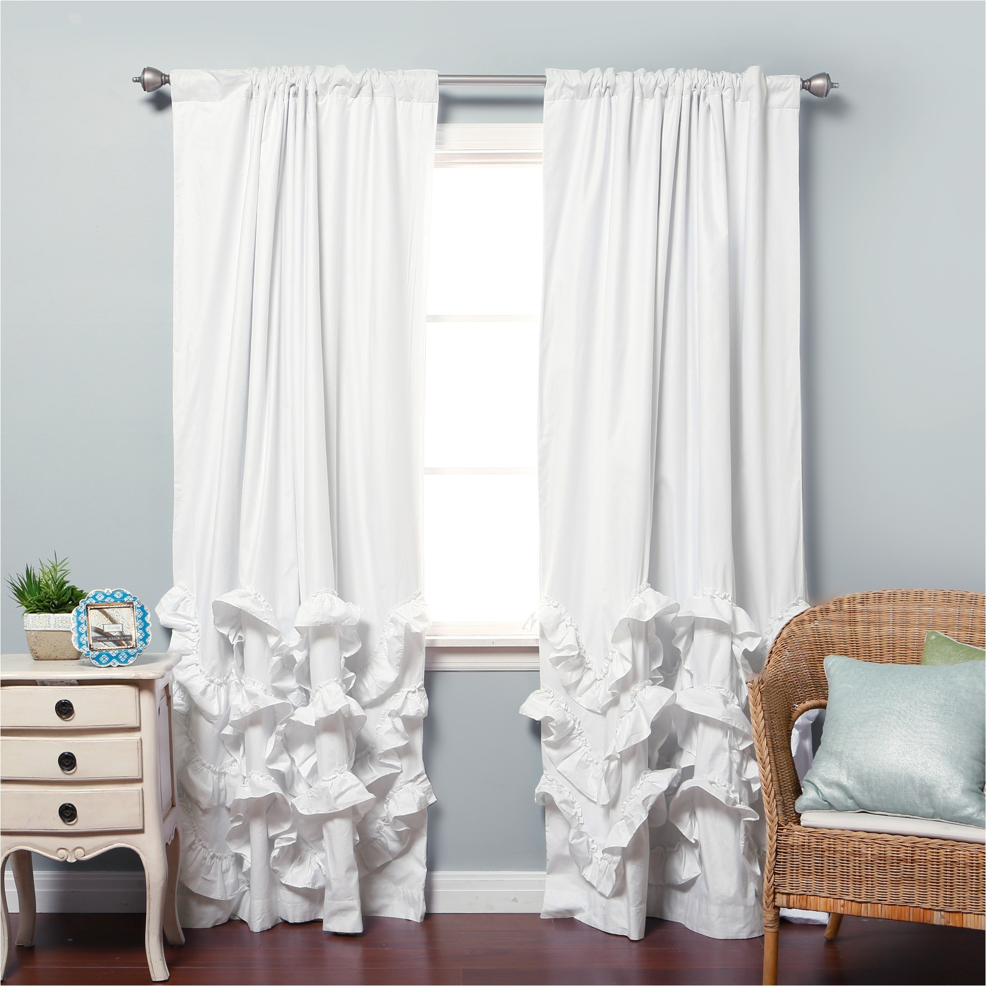 bed bath and beyond curtains blackout