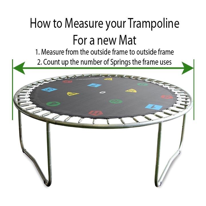 trampoline mat 12ft