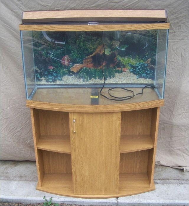 fish tank stand bow front bowfront aquarium stands aqueon 46 gallon black pine bow front stand