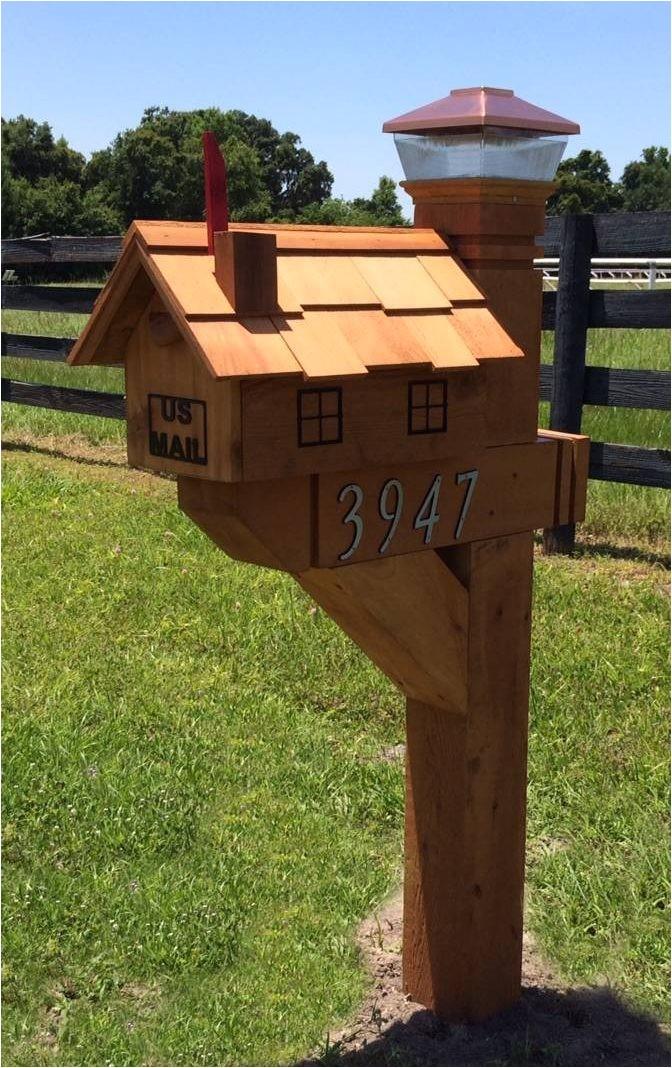 decorative 6x6 cedar post