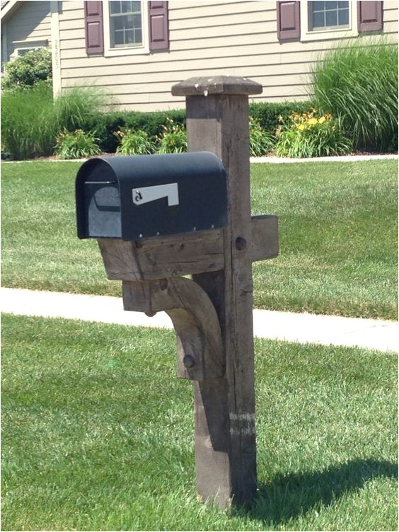 search q 6x6 mailbox post plans form restab