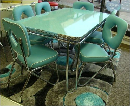 acme chrome dinettes vintage style buy today