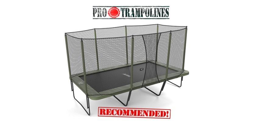 acon rectangle trampoline