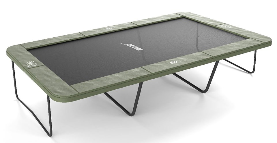 acon air rectangular trampoline