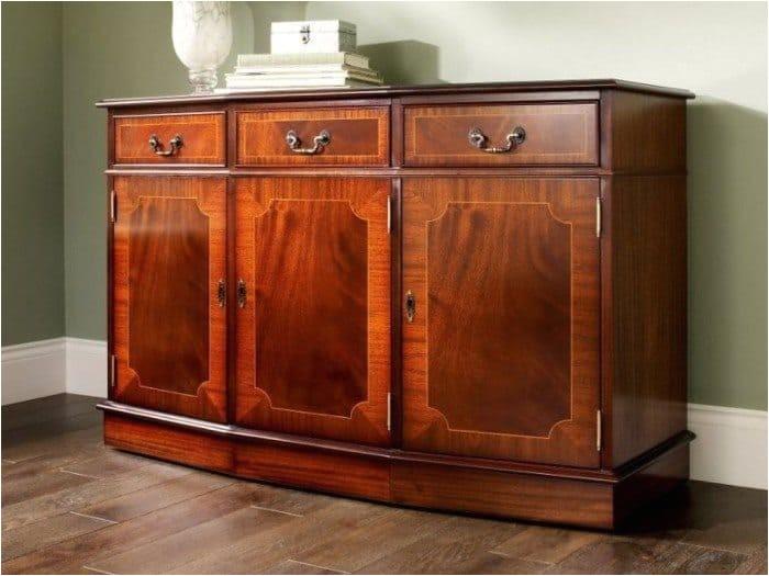 antique mahogany furniture dresser