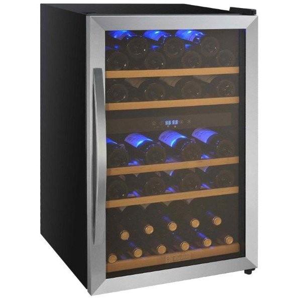 allavino 29 bottle cascina dual zone freestanding wine cooler alvn1007