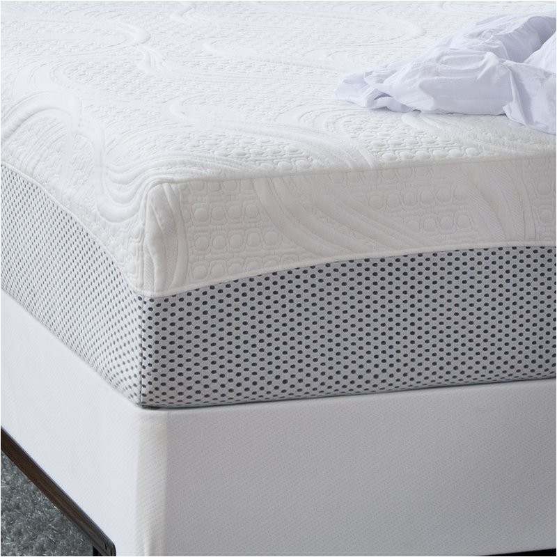 alwyn home 12 firm memory foam mattress anew1284