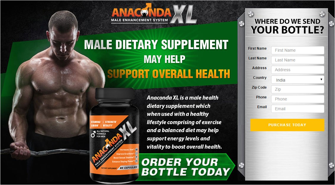 Anaconda Xl Male Enhancement M Patch is An Amazing Male Enhancement formula Try now