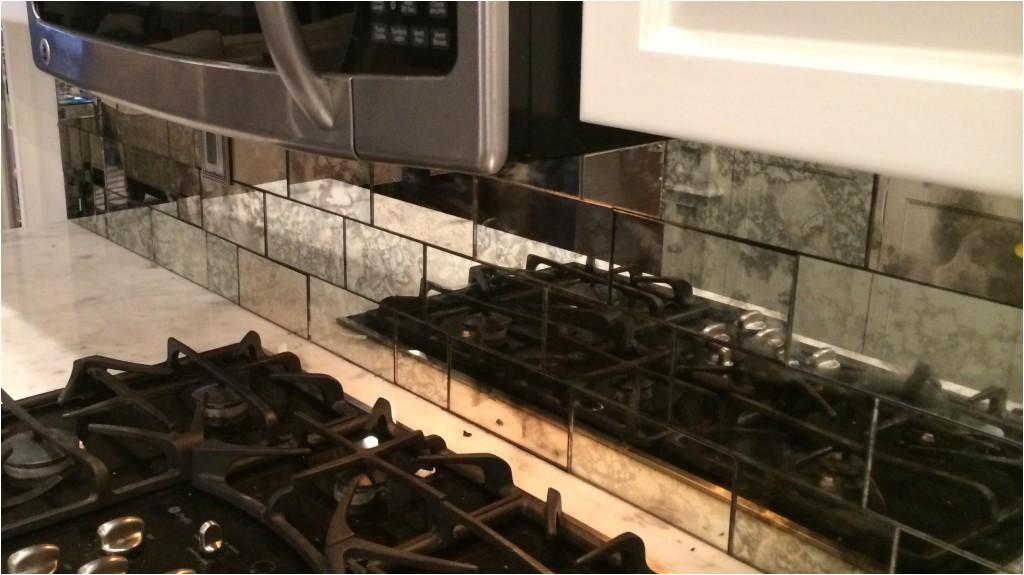 antique mirror tile home depot with charming subway antique mirror tiles for backsplash