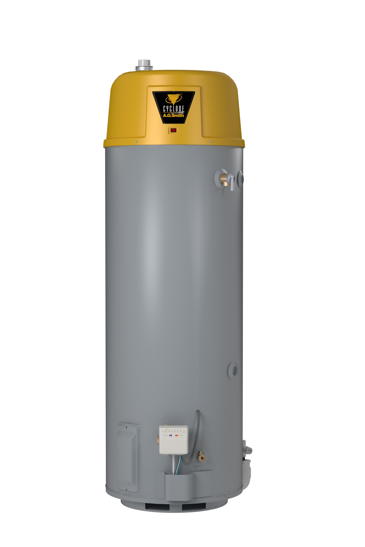 cyclone xi gas water heater