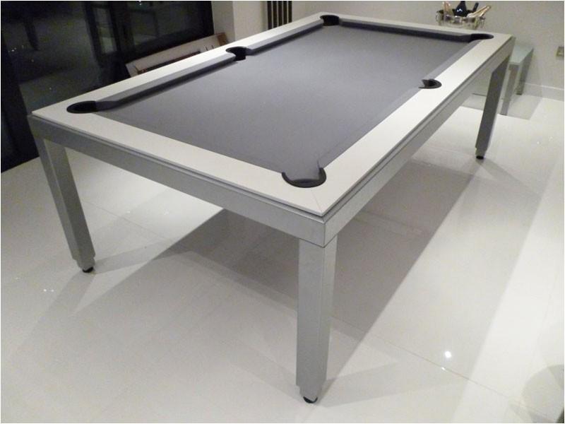 Aramith Fusion Pool Dining Table Aramith Fusion Black Luxury Pool Dining Table