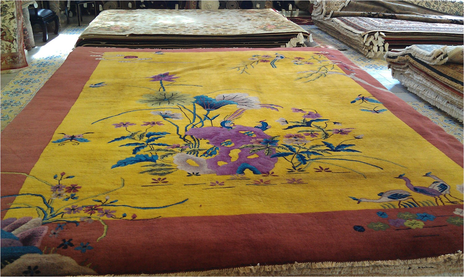 art deco rugs for sale