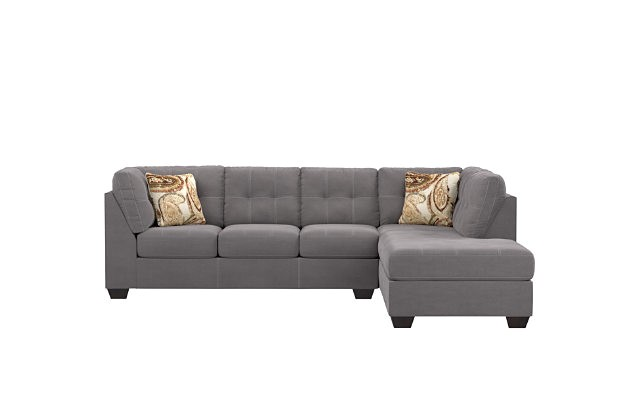 Ashley Furniture Pitkin Sectional Reviews Pitkin Sectional and Pillows ashley Furniture Homestore