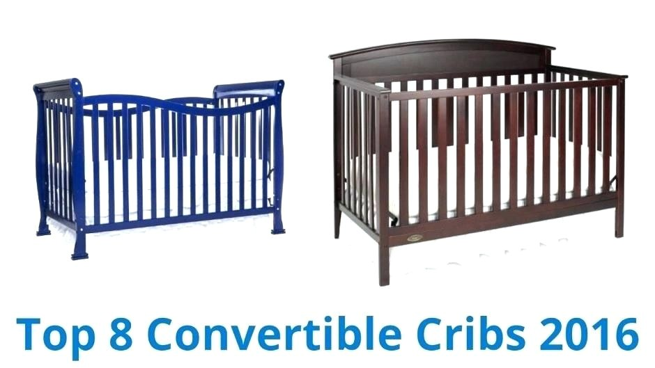 Baby Cache Essentials Flat Lifetime Convertible Crib