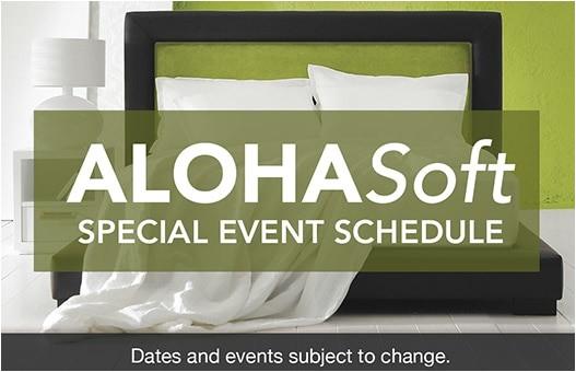 aloha soft schedule