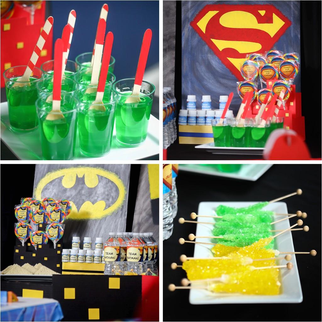 batman vs superman party