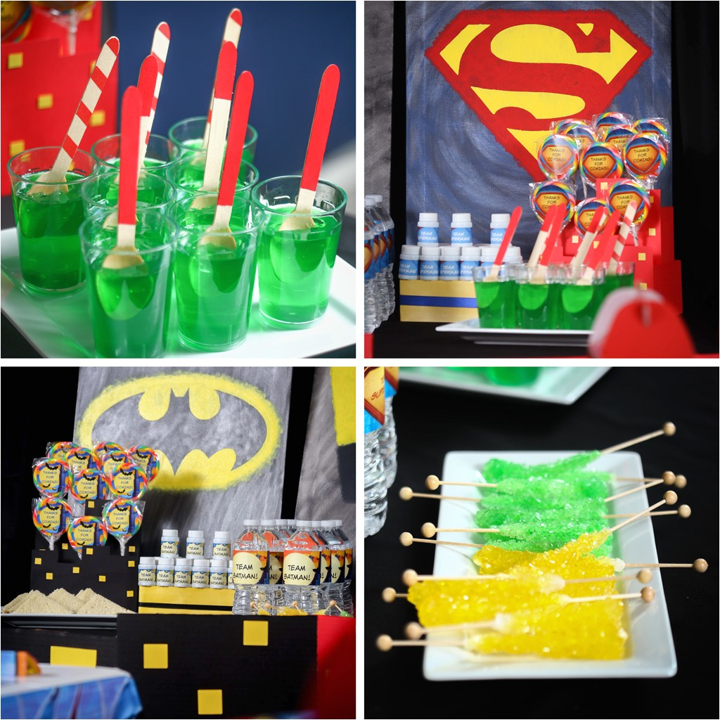 batman vs superman party