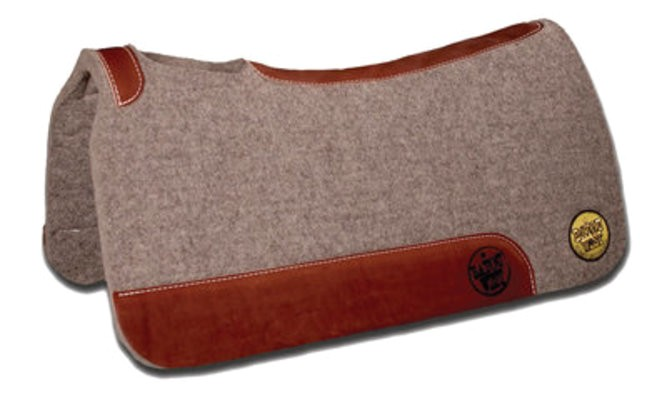 bayou west wool contour pad 29 x 29
