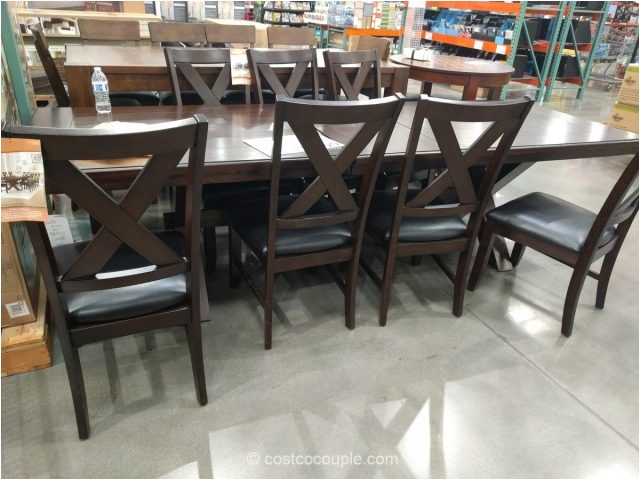 Bayside Furnishings 9 Piece Dining Set Costco Bayside Furnishings 9 Piece Dining Set