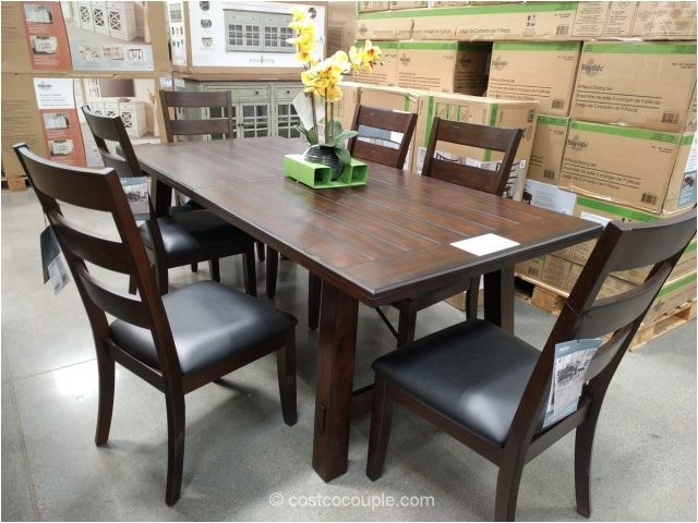 bayside furnishings 9 piece dining set 2