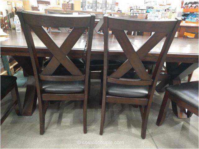 bayside furnishings 9 piece dining set