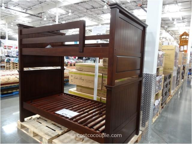 bayside furnishings cole bay twin over twin bunkbed
