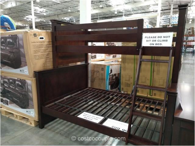 bayside furnishings twin over full bunkbed