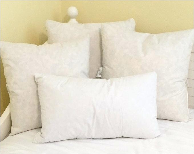 euro pillow inserts decorator inch square pillows set of 2 bed bath and beyond