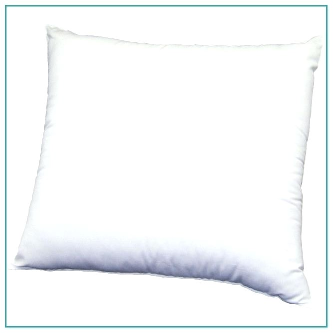 euro pillow inserts size how big is a king large of pillows bed inches 26 x target
