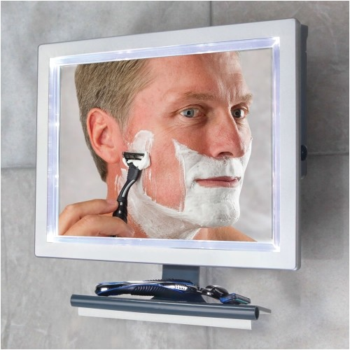 the best fogless lighted mirror