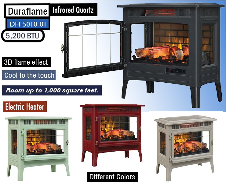 best indoor heaters for large rooms