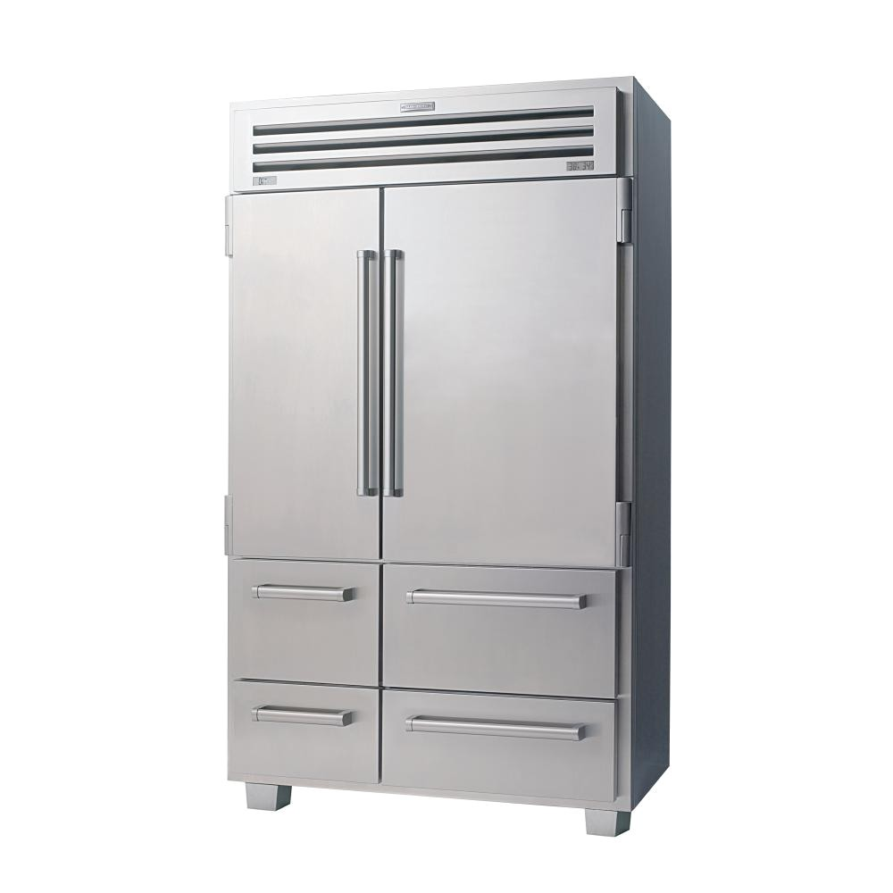 viking cabinet depth refrigerator
