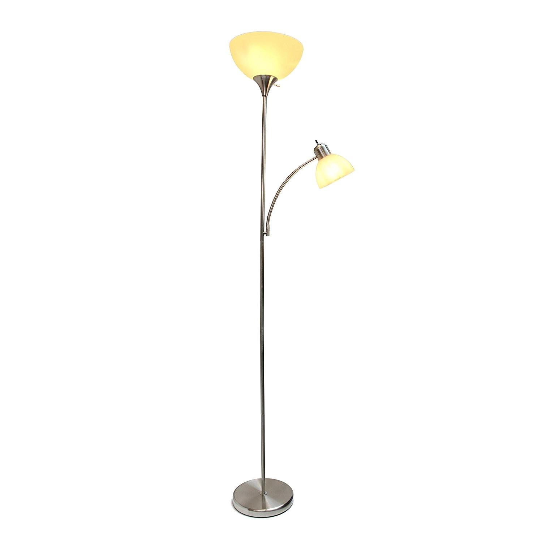 simple designs floor lamp reading light