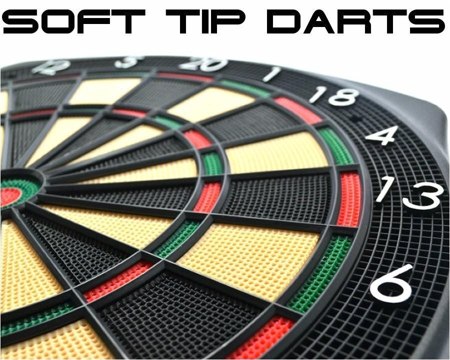 Best soft Tip Darts for Bristle Board soft Tip Darts
