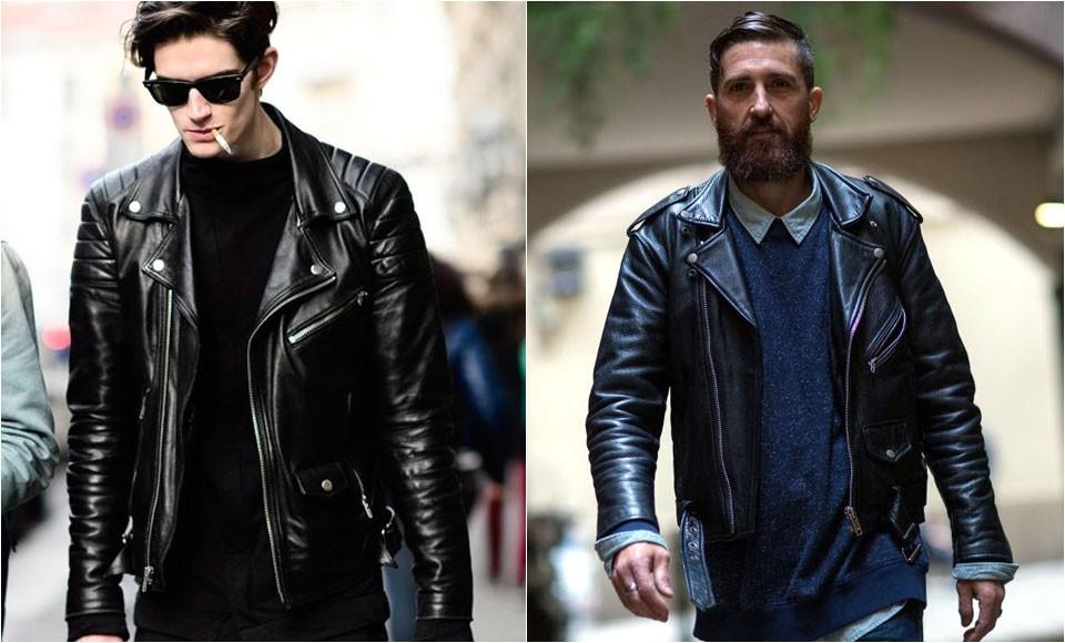 best leather jackets men