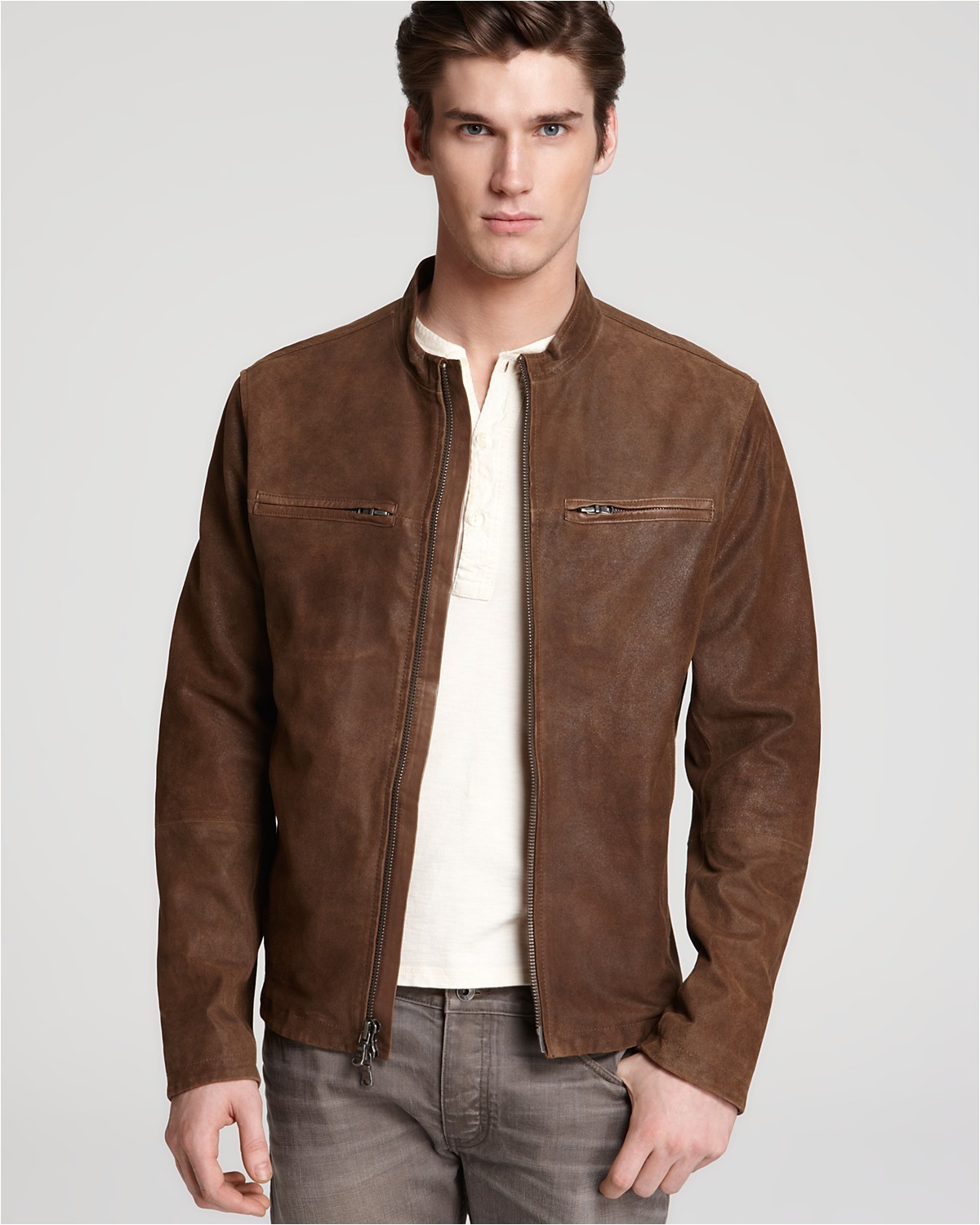 Best Type Of Leather for Jackets 4 Types Of Leather Jackets Commonly Available Nova Fashions