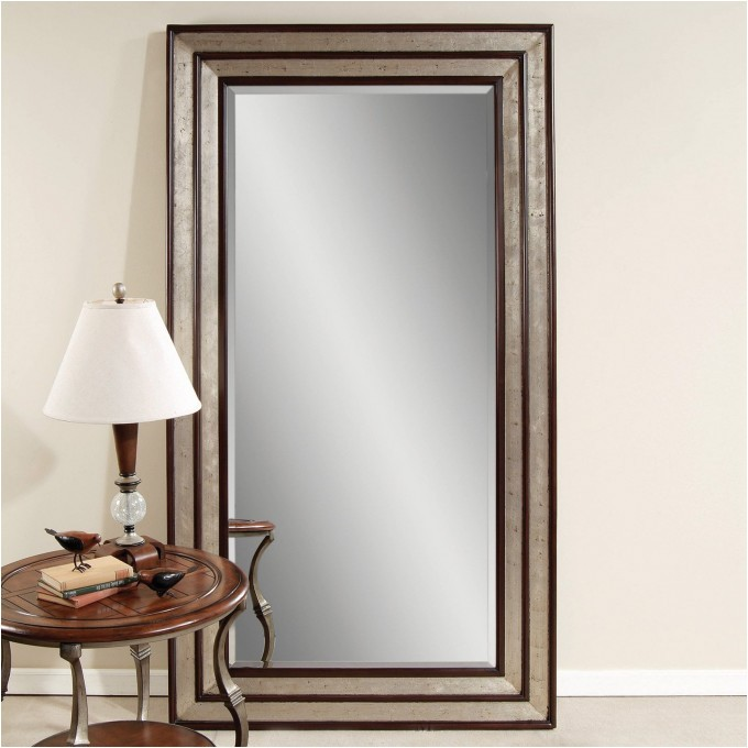 leaner mirror for your interior decor idea