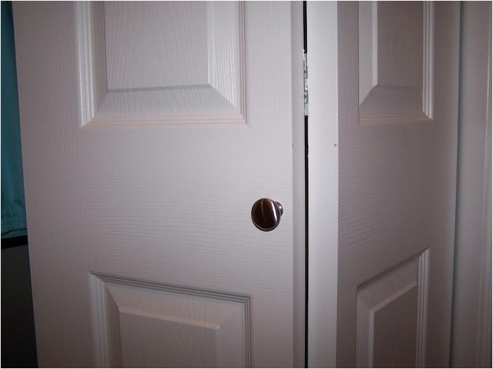 install bifold closet doors