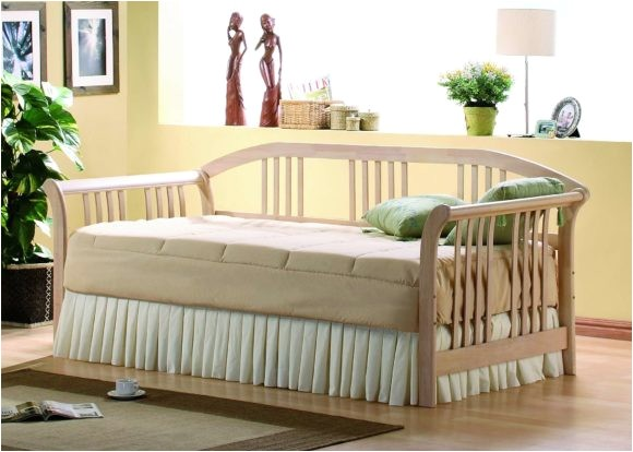 fancy and eye catching daybed with pop up trundle for charming room interior
