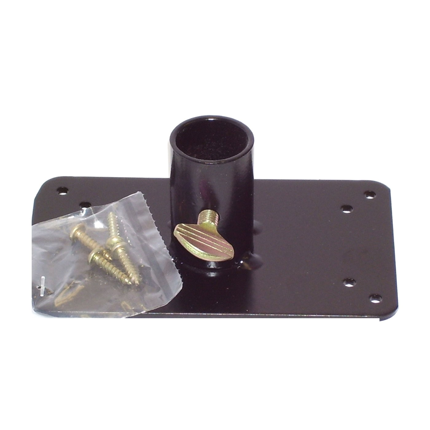 birds choice 1202 mounting flange for 1 in pole g1210283