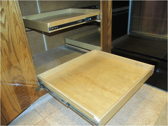 blind corner solutions kitchen drawer organizers portland