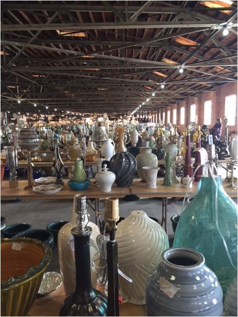 vases stautes figurines