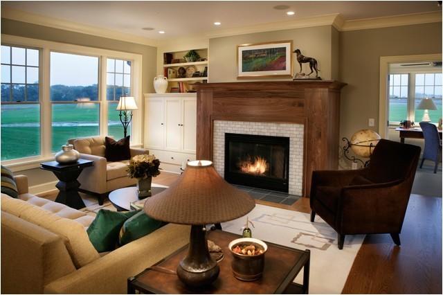 cape cod shingle style living room traditional living room minneapolis