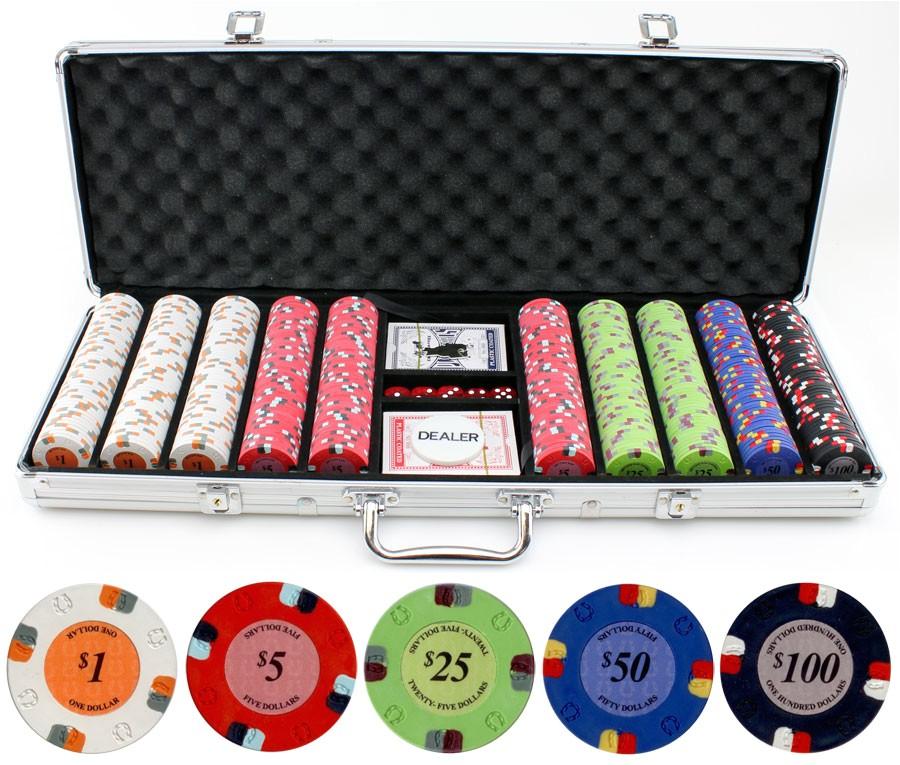 13067 custom poker chip sets uk