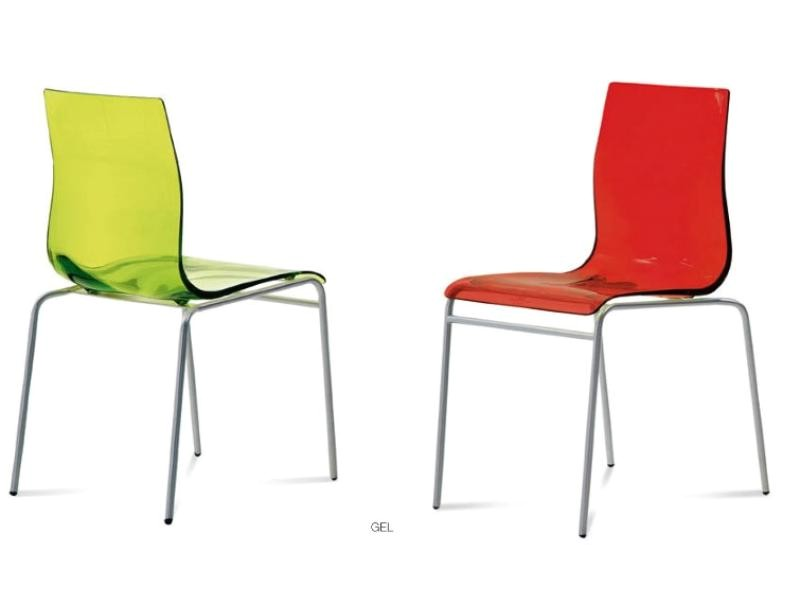 domitalia modern gel dining chair in many colour options 0f602e