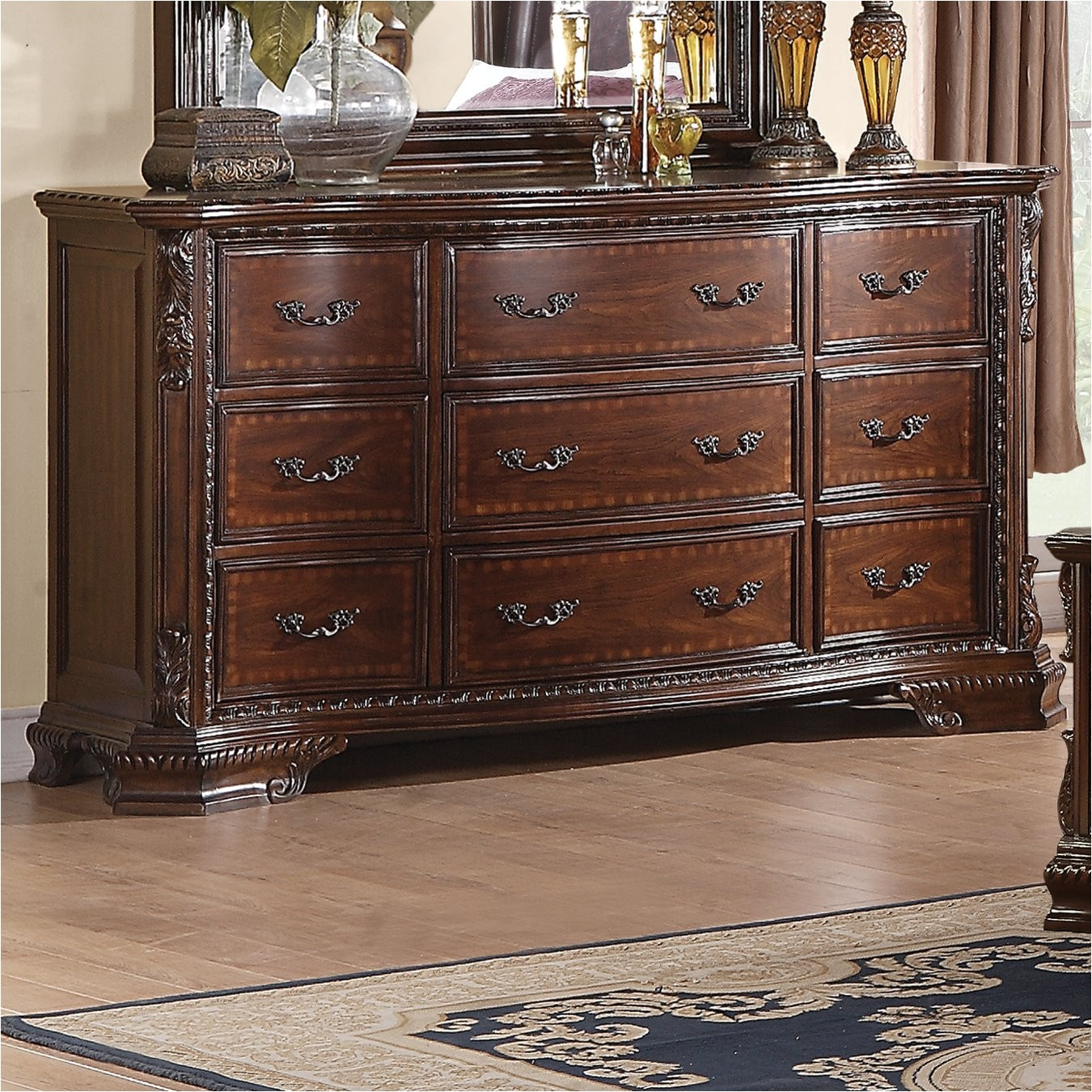 coaster fine furniture 202263 maddison dresser g1532277