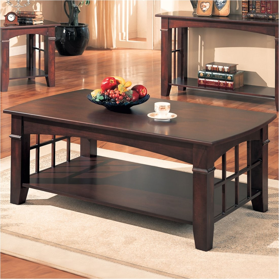 coaster fine furniture 700008 coffee table g1239607