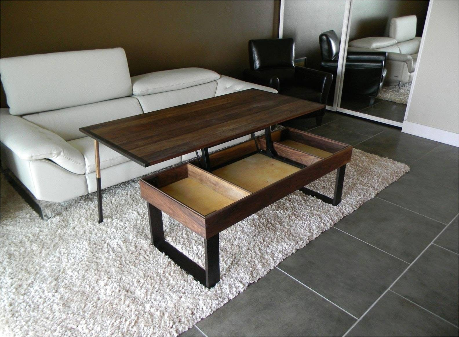 dining coffee table convertible